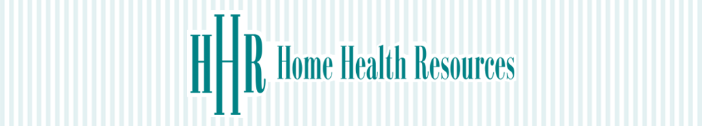 Home Health Resources Logo
